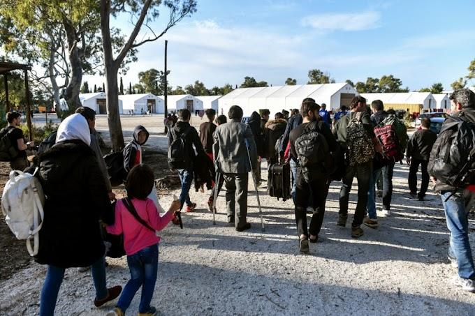 Θετικοί στον κορονοϊό 2 μετανάστες στο hot spot της Ριτσώνας