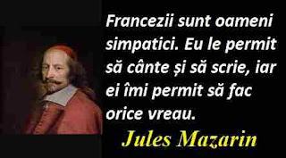 Maxima zilei: 14 iulie - Jules Mazarin
