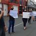Manifestação pede liberação do Delivery aos fins de semana