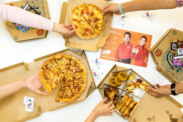 11street Offers Buy 1 Get 1 Free Pizzas From Domino S Pizza