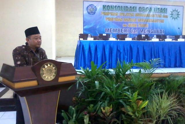 Dr. Abdul Mu'thi: Muhammadiyah hadir untuk memberi