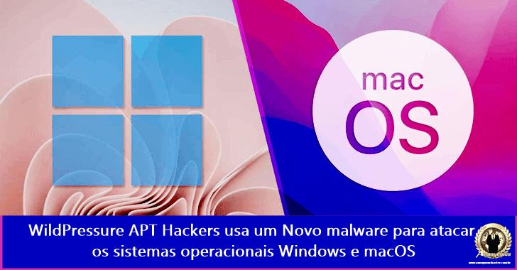 WildPressure APT Hackers