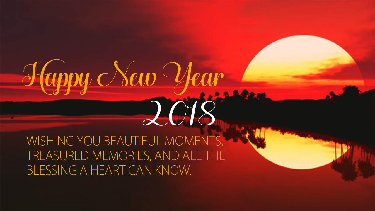 [500+] Happy New Year 2018 HD Wallpapers, Images, Pictures ...
