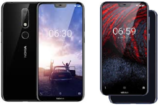 Nokia Latest Smartphone 6.1 Plus Android One Phone and Nokia X6