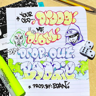 Your Old Droog Feat. MF DOOM - Dropout Boogie