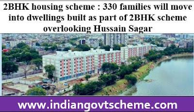 2BHK housing scheme