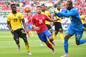 Jamaica vs Costa Rica en Eliminatorias Concacaf