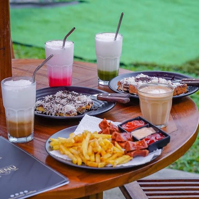 Menu di Bromelia Coffee and Eatery