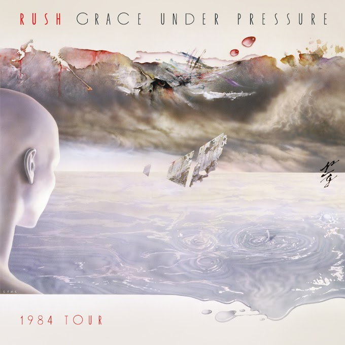 Rush - Grace Under Pressure 1984 Tour (2009)