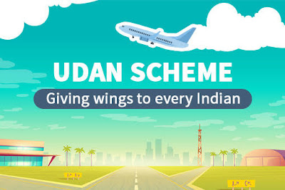 Govt to restart regional air connectivity services under UDAN scheme: Highlights with Details
