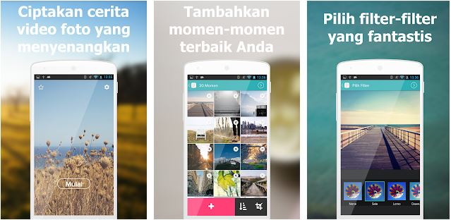download Pixgram - slideshow foto musik MOD APK 2.0.23 [No Ads] Versi Terbaru 2020 2