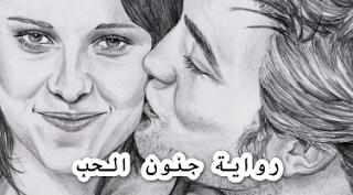 رواية جنون الحب pdf