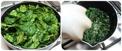 crema spinaci