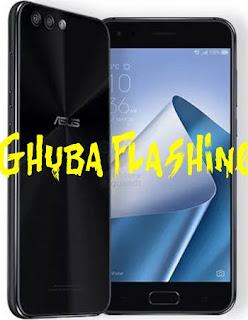 Cara Flash Asus ZenFone 4 T001 Via SD Card
