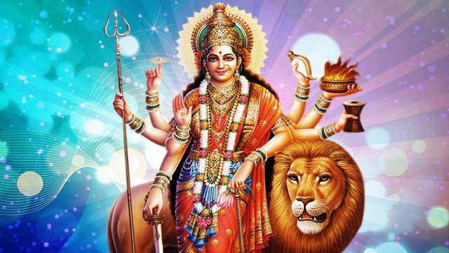maa durga devi atharvashirsham