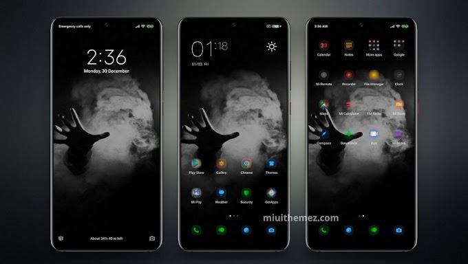 Horror Dual 2020 MIUI Theme | Xiaomi Redmi Themes