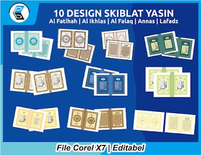Skiblat Yasin CDR