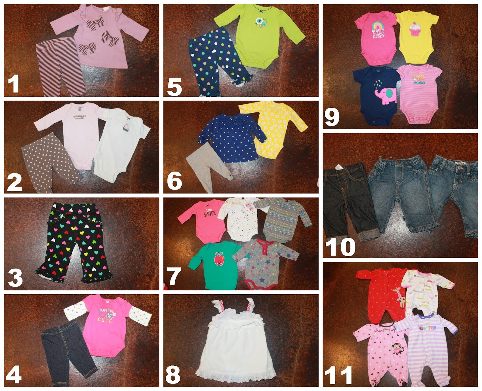 Jess Party Of Five Baby Girl Clothes For Sale Newborn 12 Months