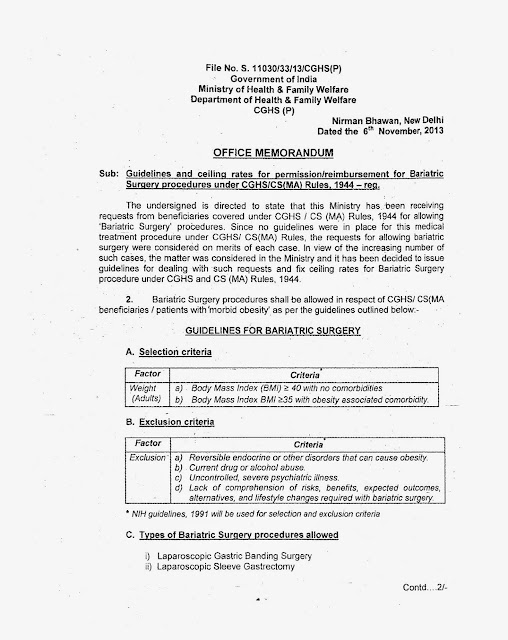 Guidelines And Ceiling Rates For Permission Reimbursement