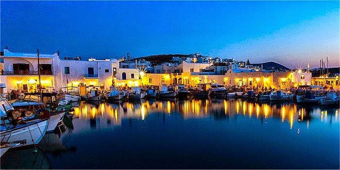 Dove dormire a Paros