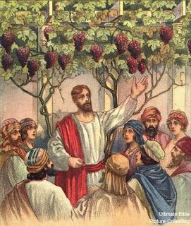 Senfkorngleichnis - Jesus und der Weltenbaum, Baum des Lebens