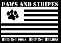 PAWS AND STRIPES