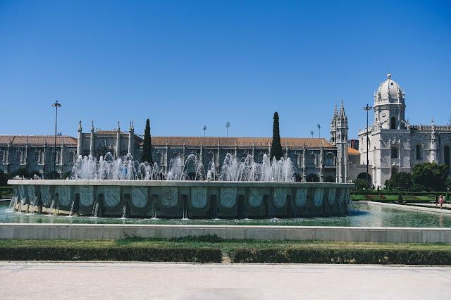 プラサ・ド・インペーリオ庭園(Jardim da Praça do Império)