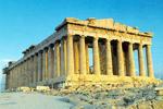 El Partenón, en la Acrópolis de Atenas