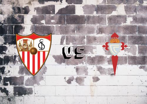 Sevilla vs Celta de Vigo  Resumen