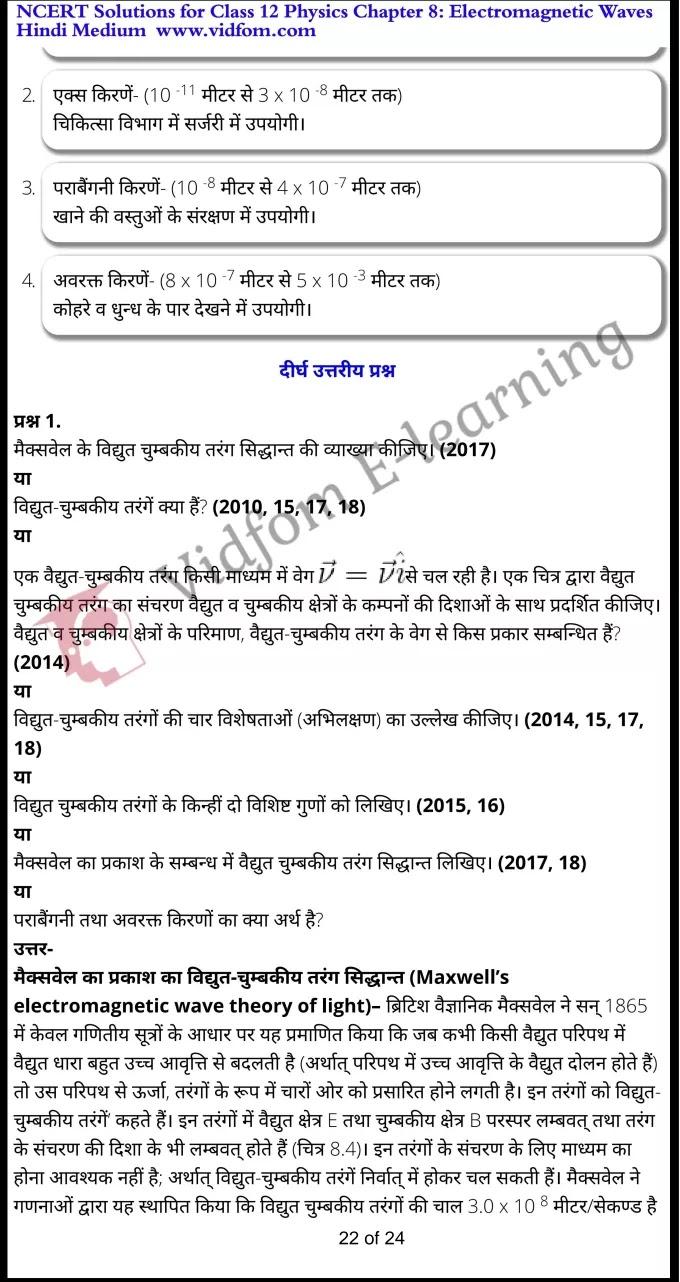 class 12 physics chapter 8 light hindi medium 22