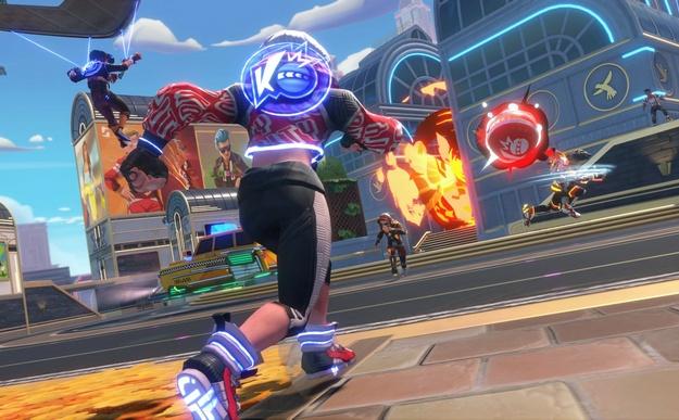 Electronic Arts Knockout City