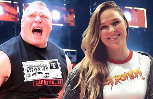 Where are Brock Lesnar and Ronda Rousey now? (WWE latest update)