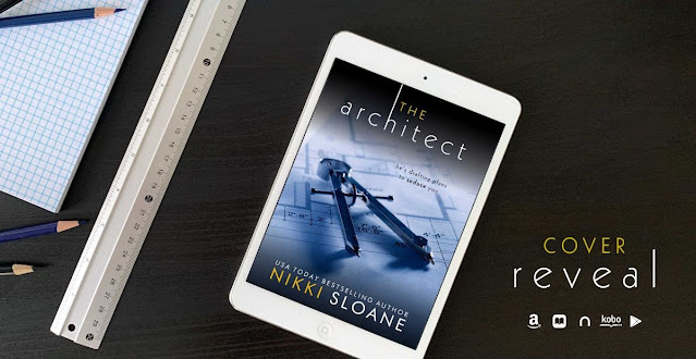 The Architect Cover Reveal Promo