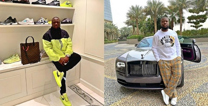 Hushpuppi wanted by 47 Countries as he list his crime partners .