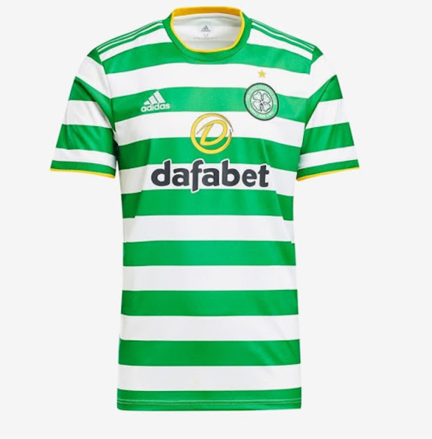 Celtic Home Kit 2020-21 (Adidas)