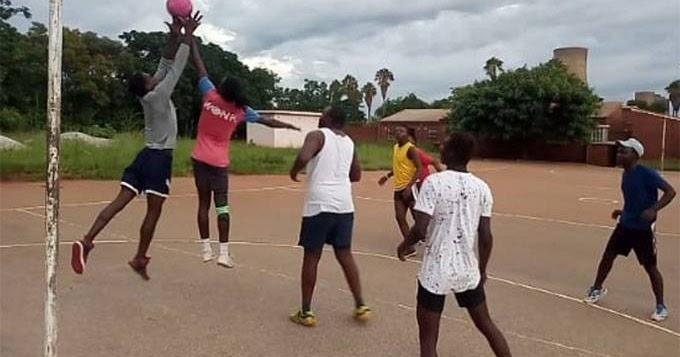 ITS JUST A SPORT : MEN WHO PLAY NETBALL - NewsdzeZimbabwe