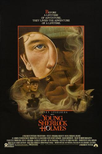 Young Sherlock Holmes (Web-DL 1080p Dual Latino / Ingles) (1985)