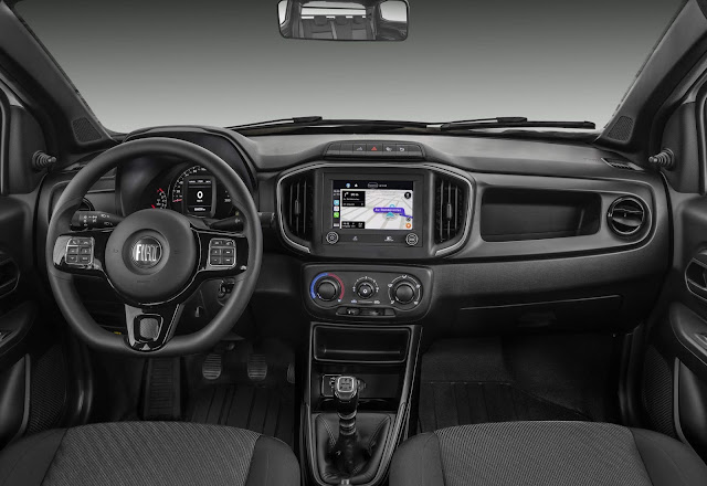 Nova Fiat Strada 2021 - vendas
