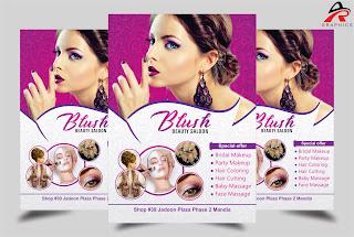 Beauty Parlour Banner Design PSD,CDR,Vectors,Images & Coreldraw | ब्यूटी पार्लर बैनर,ब्यूटी पार्लर डिजाईन - AR Graphics