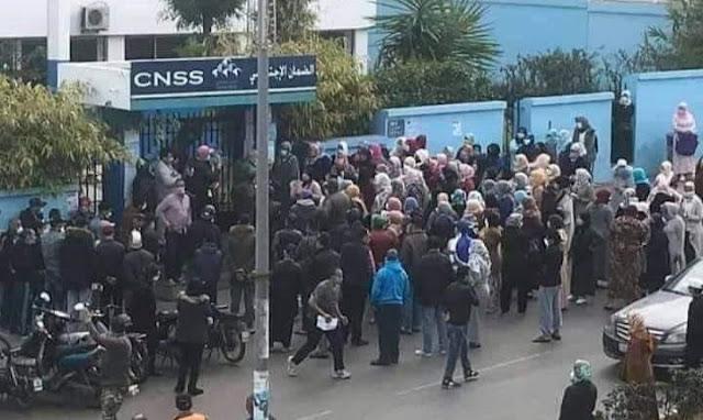الصندوق الوطني للضمان الإجتماعي يعلن أنه سيتم صرف التعويض الجزافي عن شهر يونيو للأجراء المخول لهم الحق في ذلك ابتداء من هذا التاريخ