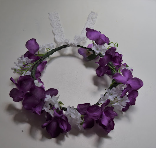 *NEW TO THE SHOP* Flower Crowns