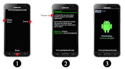 Tutorial Cara Flash Samsung J3 (All Version) 100% Work