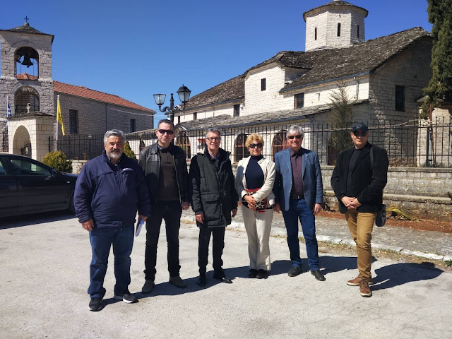 Γιάννενα: «Γιάννενα Τώρα» - Κλιμάκιο Της Παράταξης Επισκέφθηκε Τα Μάρμαρα