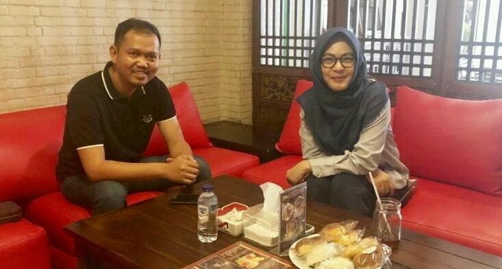 Ketemu di Warkop, Cicu dan Fadli Ananda Bahas Pilwalkot Makassar 2020