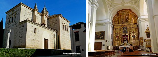Igreja de Santa Maria de la Alhambra