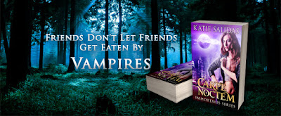 Vampire Urban Fantasy Book Series by Katie Salidas