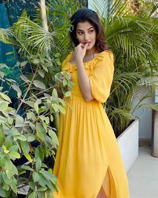 Beautiful Actress Sanjana Banerjee HD photo shoot images