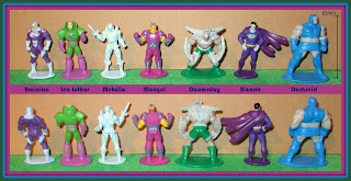 Bizarro; Bizarro Toy Figure; Brainiac; Brainiac Toy Figure; Clarke Kent; Darkseid; Darkseid Toy Figure; Doomsday; Doomsday Toy Figure; Jimmy Olsen; Lex Luthor; Lex Luthor Toy Figure; Lois Lane; Metallo; Metallo Toy Figure; Mongul; Mongul Toy Figure; My Busy Book; My Busy Books; My First Toy Figure; Phidal; Phidal Book; Phidal Publishing; Small Scale World; smallscaleworld.blogspot.com; Super Girl; Super Hero; Super Hero's; Superheroes; Superman;