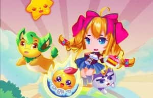 Şeker Fuarı - Candy Fairy