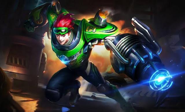 Hero solo rank xborg